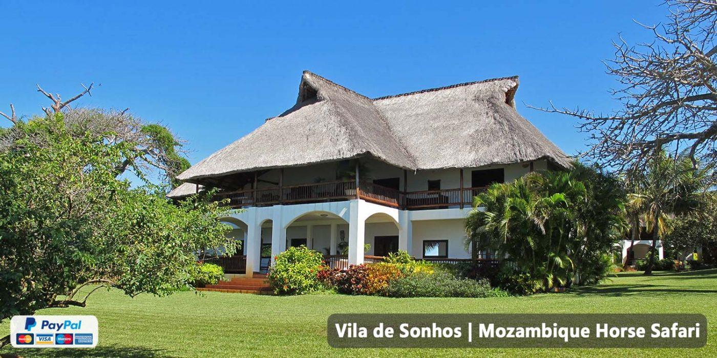 Accommodation Vila de Sonhos Vilankulo
