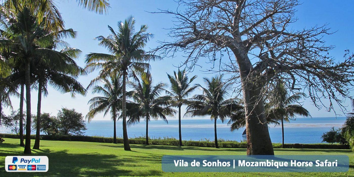 Accommodation Vila de Sonhos