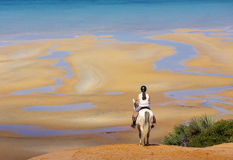 Horseback Riding Holiday Africa