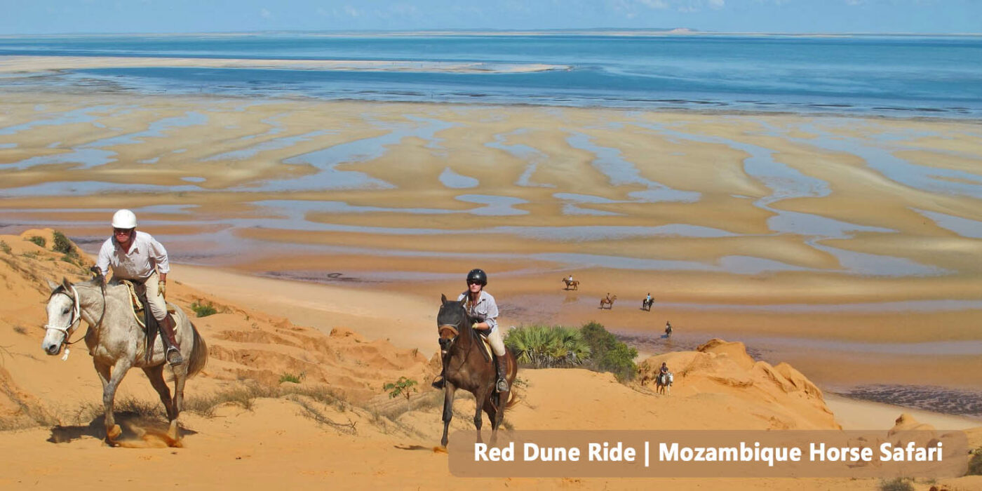 Red Dune Ride Mozambique