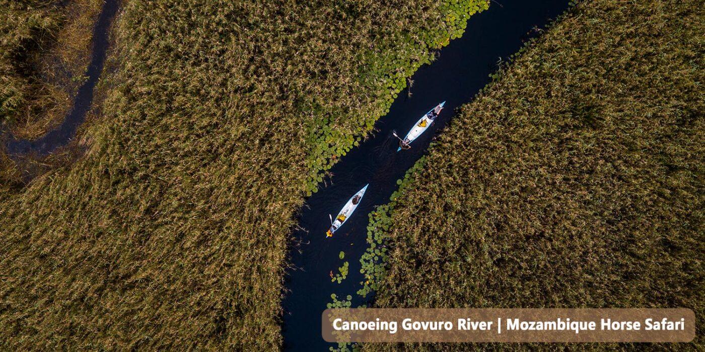 Canoe Vilanculos